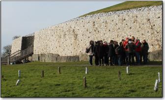 Irish Cultural Heritage Field Trips