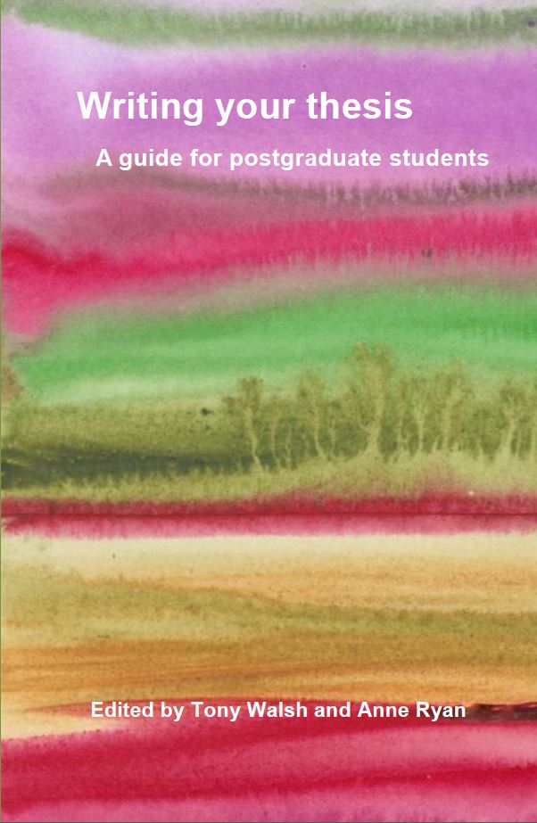Writing your thesis - A guide for postgraduate students