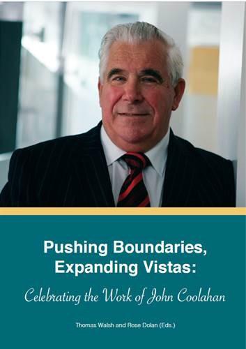 Pushing Boundaries, Expanding Vistas: Celebrating the Work of John Coolahan